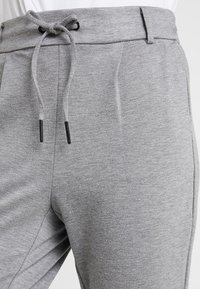 Noisy May - NMPOWER  - Broek - medium grey - 4