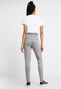 Noisy May - NMPOWER  - Broek - medium grey - 2