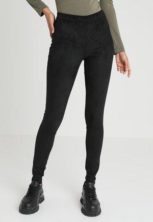 NMLAUREN - Leggingsit - black