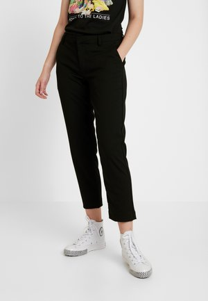 NMLISE ANKLE PANTS - Bukse - black