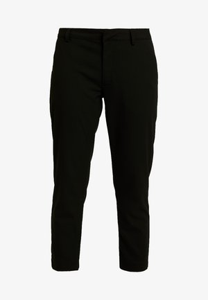 NMLISE ANKLE PANTS - Trousers - black