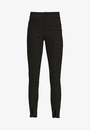 NMMEDLEY SLIM PANT - Leggingsit - black