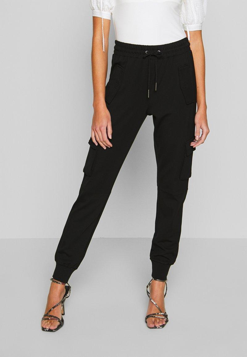 Noisy May - PANT - Pantalones - black