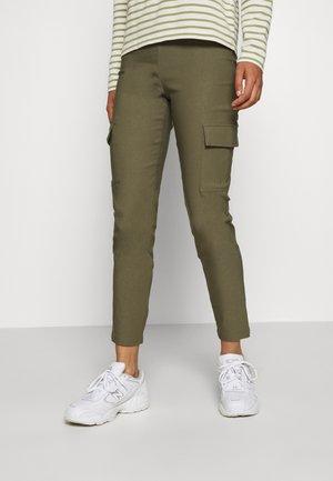 NMPERA - Pantalones cargo - kalamata