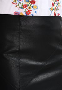 Noisy May - NMREBEL SKIRT - Minifalda - black - 3