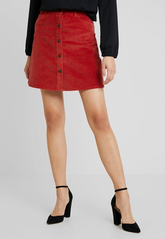 Mini skirt - tandori spice