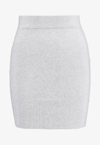 Noisy May - Minifalda - light grey melange - 3