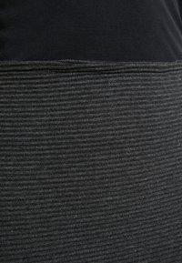 Noisy May - Minisukně - dark grey melange - 4