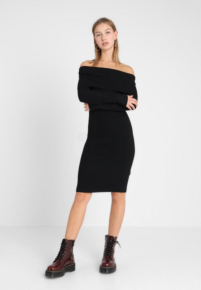 Noisy May - NMVICKI  DRESS - Day dress - black