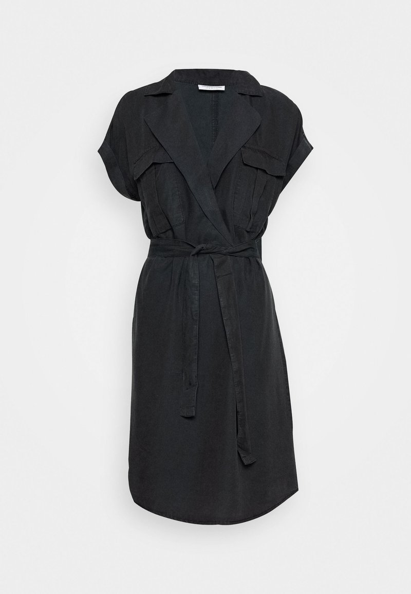 Noisy May - NMVERA ENDI DRESS - Shirt dress - black