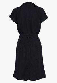 Noisy May - NMVERA ENDI DRESS - Shirt dress - black - 1