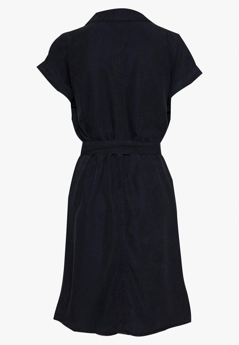 Noisy May NMVERA ENDI DRESS - Skjortekjole - black