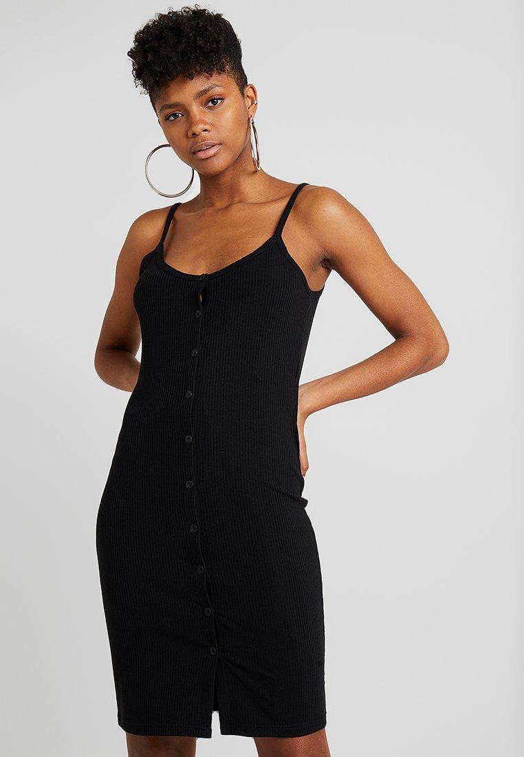 Noisy May - NMMOX DRESS - Shift dress - black