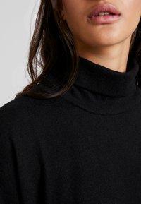 Noisy May - Abito in maglia - black - 4