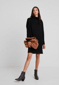 Noisy May - Abito in maglia - black - 2