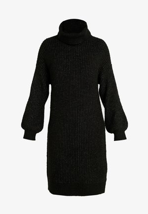 Robe pull - dark grey melange