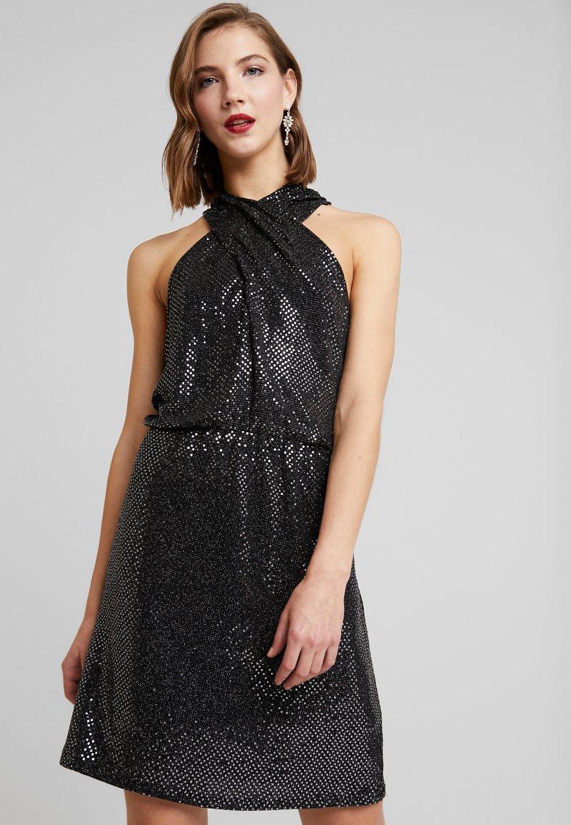 Noisy May - Denní šaty - black