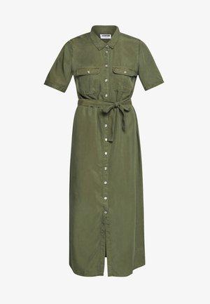Skjortklänning - olive night