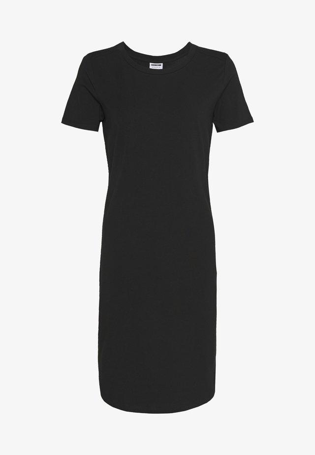 NMSIMMA DRESS - Jerseykjoler - black