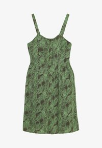 Noisy May - NMFLORA STRAP DRESS - Denní šaty - kalamata/green ash - 3