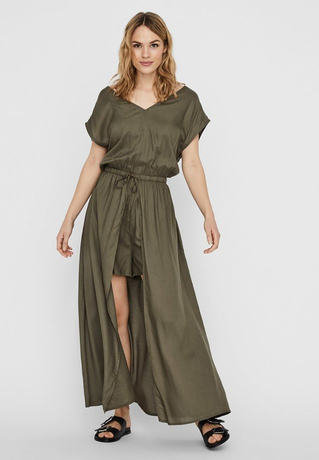 PLAYSUIT LANGES - Sukienka letnia - dusty olive