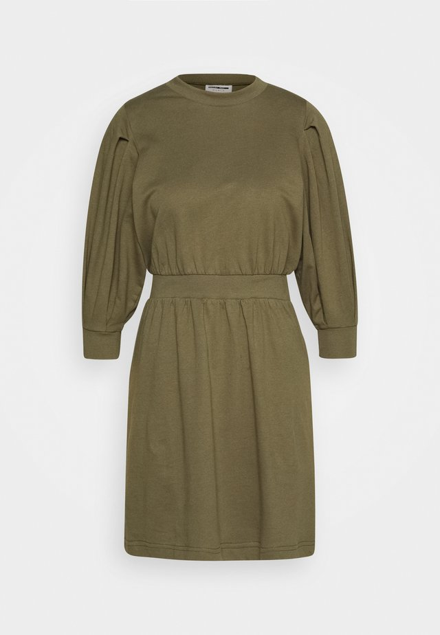 NMHARPER DRESS  - Sukienka letnia - kalamata