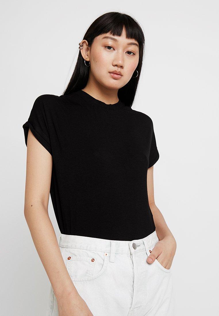 Noisy May - NMNOLA - Basic T-shirt - black