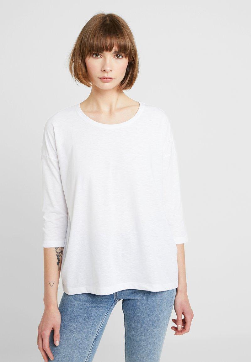 Noisy May - Printtipaita - bright white