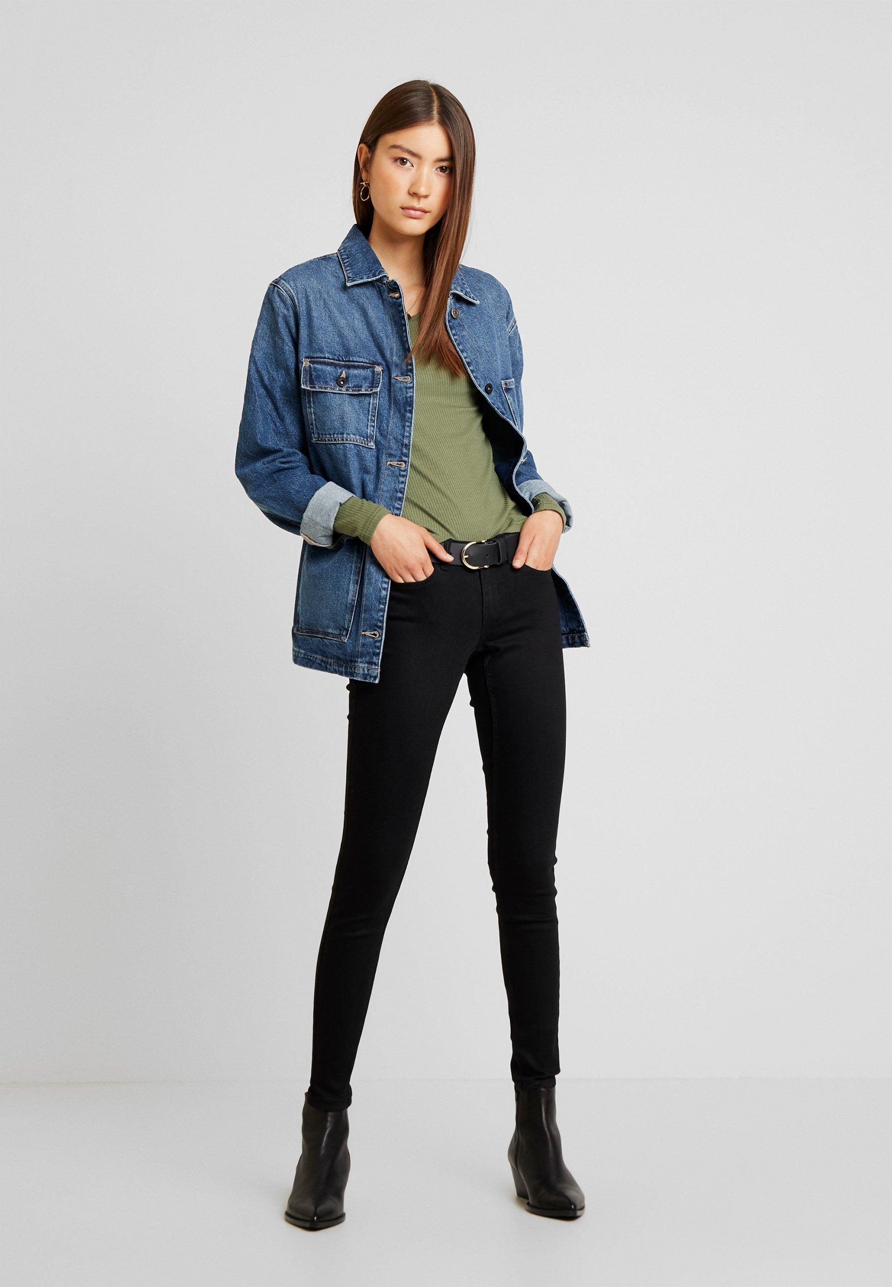 Langermet denim jakke | NOISY MAY