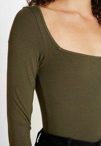 Noisy May - T-shirt à manches longues - ivy green - 4