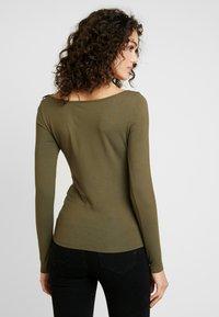 Noisy May - T-shirt à manches longues - ivy green - 2