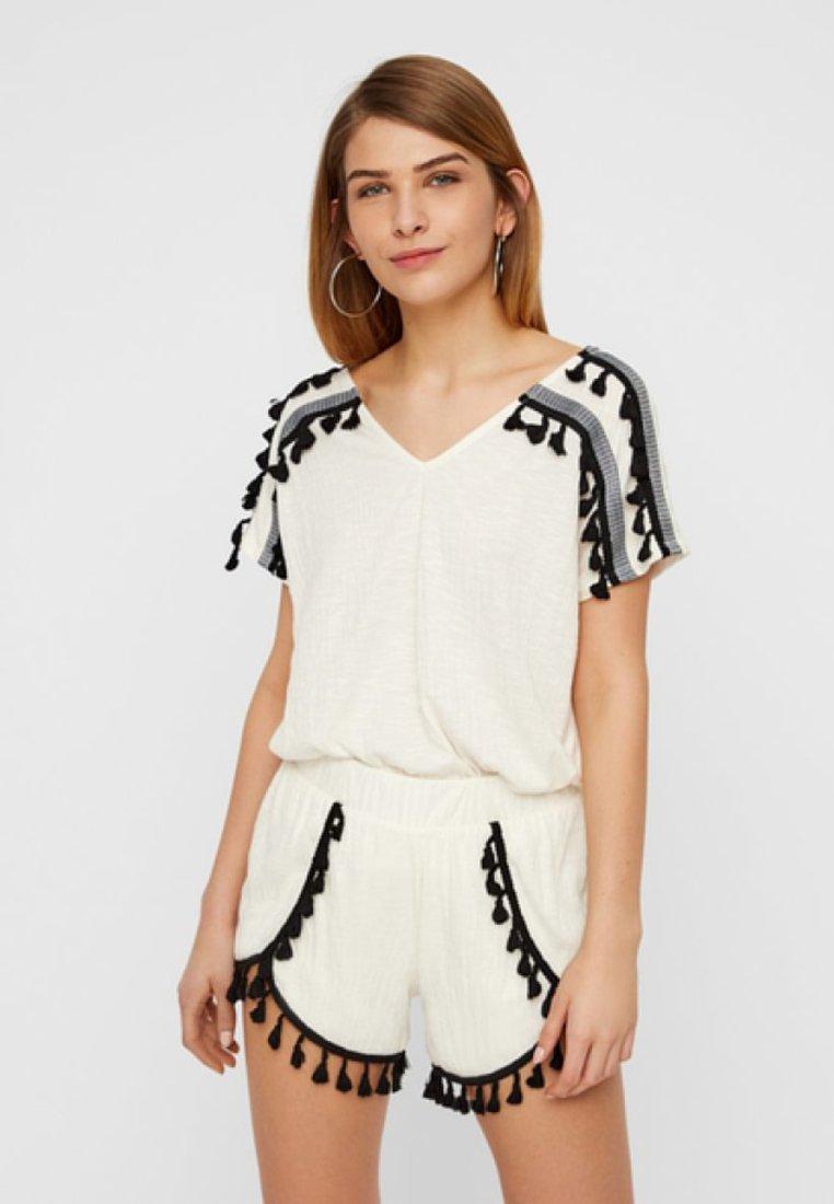 Noisy May - Camiseta estampada - bright white