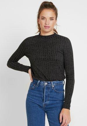 NMKEVIN - Pullover - dark grey melange
