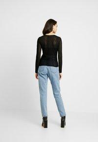 Noisy May - Long sleeved top - black - 2