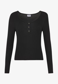 Noisy May - NMHENLEY - Long sleeved top - black - 3