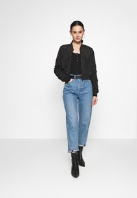 Noisy May - NMHENLEY - Long sleeved top - black - 1