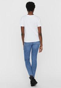 Noisy May - T-shirt - bas - bright white - 2