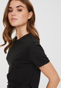 Noisy May - T-Shirt basic - black - 3