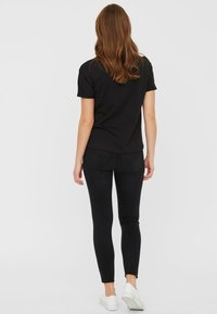 Noisy May - T-Shirt basic - black - 2