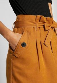 Noisy May - NMROBERT SKIRT - Puffball skirt - brown sugar - 4