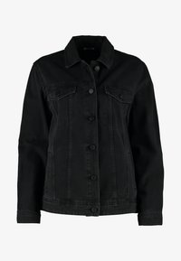 Noisy May - NMOLE JACKET - Farkkutakki - black