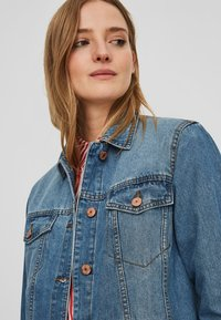 Noisy May - Jeansjakke - medium blue denim - 2