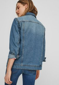 Noisy May - Jeansjakke - medium blue denim - 1