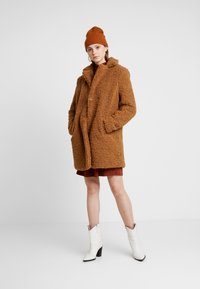 Noisy May - NMGABI - Veste d'hiver - brown sugar - 1