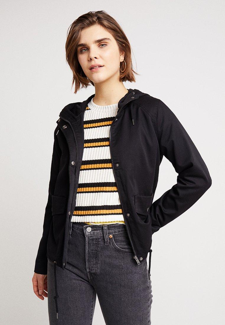 Noisy May - NMTUBY JACKET - Summer jacket - black