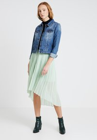Noisy May - NMADA JACKET VI024MB  - Jeansjakke - medium blue denim - 1