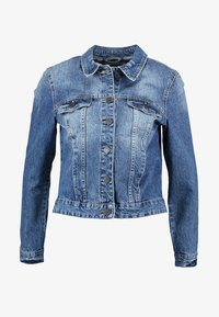 Noisy May - NMADA JACKET VI024MB  - Jeansjakke - medium blue denim - 4
