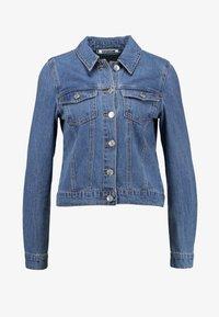 Noisy May - Jeansjakke - medium blue denim - 4