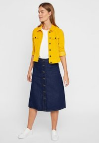 Noisy May - Chaqueta fina - golden rod - 1
