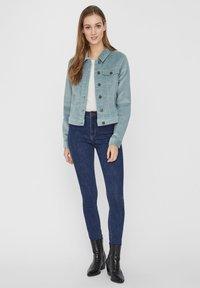 Noisy May - JACKE KORDSAMT - Summer jacket - slate - 1